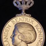 Erepenning Koningin der Nederlanden Beatrix
