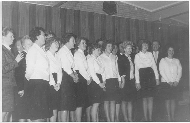 Koor Soli Deo Gloria Herwijnen - 1964