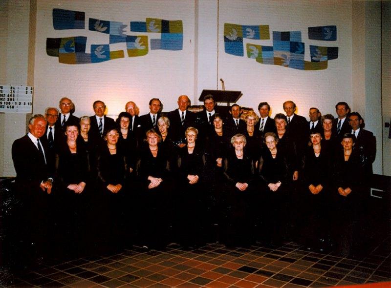 Koor Soli Deo Gloria Herwijnen - 1989