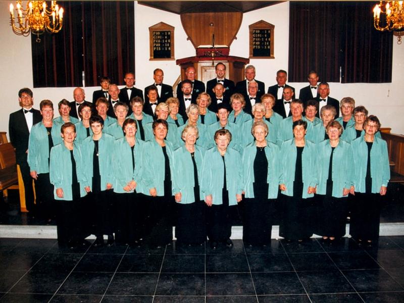 Koor Soli Deo Gloria Herwijnen - 1999