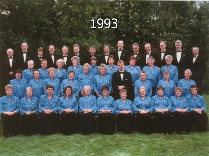 Koor Soli Deo Gloria Herwijnen - 1993