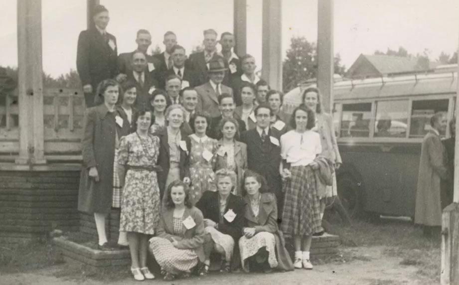 Koor Soli Deo Gloria Herwijnen - 1950